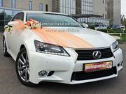Аренда автомобиля в Челябинске,  Lexus GS 350